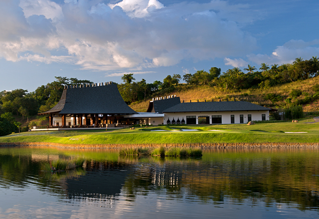 Golf & Sports Club - Club House