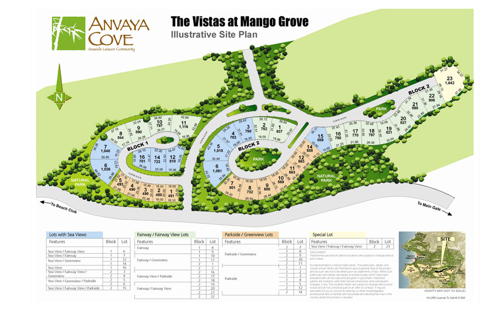Anvaya Residence - Vistas at Mango Grove